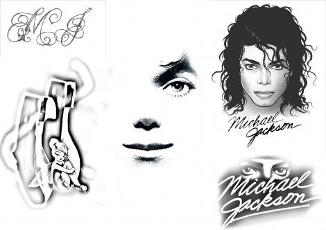 If You Would Have A Mj Tattoo Which Design Would You Want