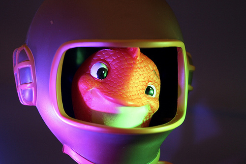 My favorite character from each movie pt 5 which is your for Fish from chicken little