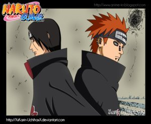 Itachi vs Pain  Uchiha Itachi Vs Pain