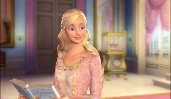 Anneliese Or Erika Poll Results Barbie Princess And The Erika Princess And The