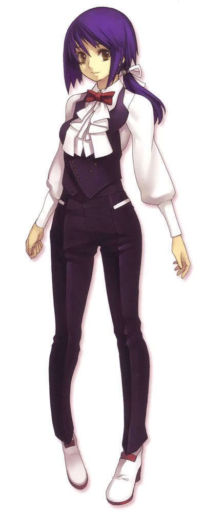 Which costume you prefer Luca from Ar Tonelico to wear? - Anime Girls - Fanpop