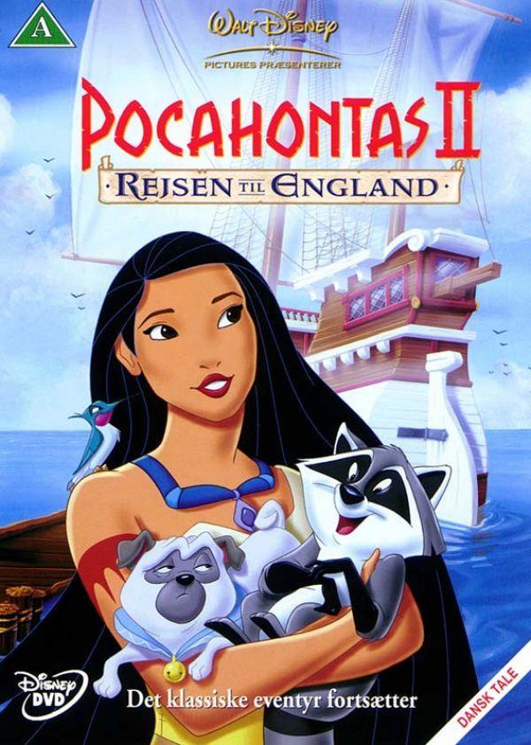Pocahontas Movie Cover