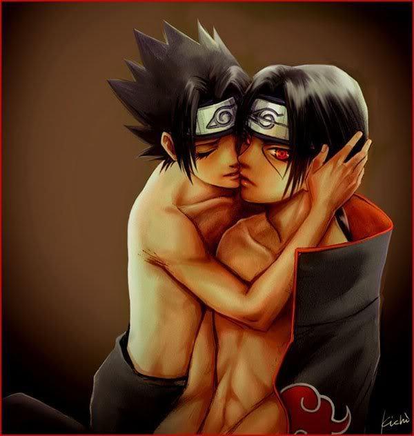 Naruto gay fanfic