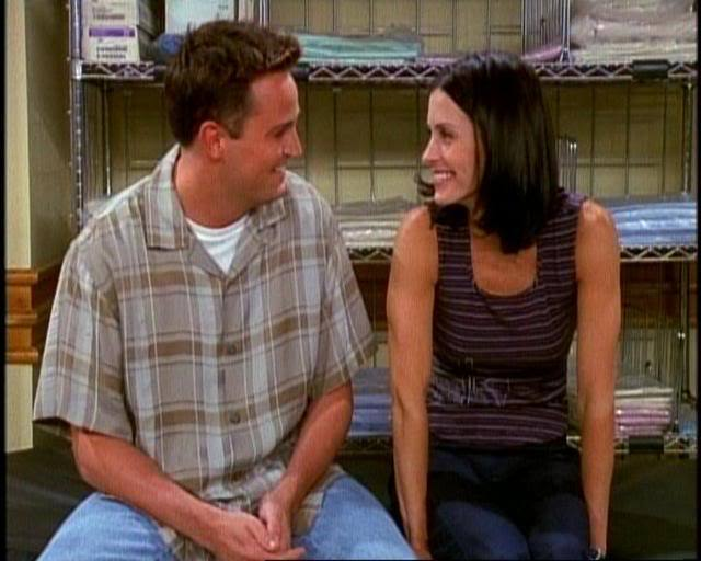 Did anybody else believe that Monica and Chandler made a ...