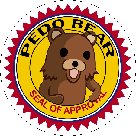 pedo bear aprooves
