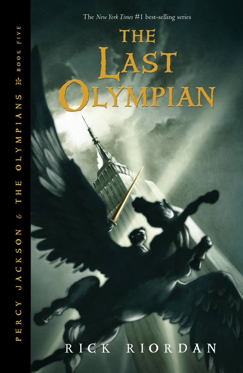 Download The Last Olympian (percy Jackson And The Olympians, 5