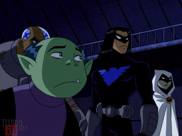 Teen Titans Time Travel To The Future Fanfiction