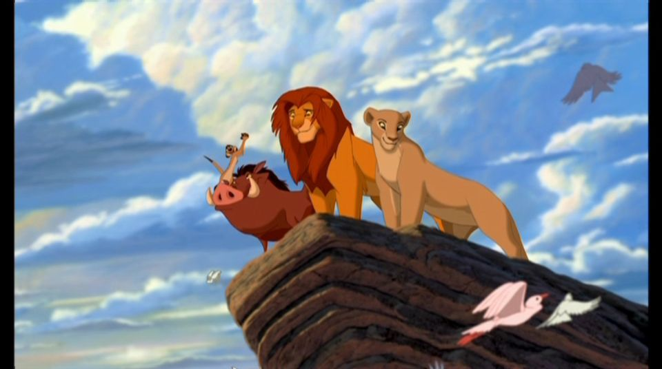 Do you believe that Simba & Nala had a cub before Kiara ...