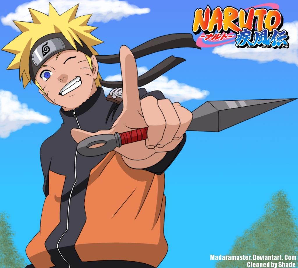 Uzumaki Naruto Shippuuden Which Naruto