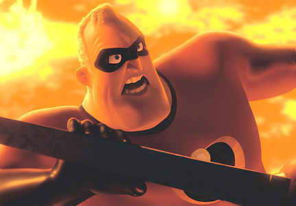 the incredibles elastigirl meets mr incredible In pixar's the incredibles, mr incredible has a midlife crisis and is unfaithful to his has watched the incredibles that helen parr (aka mrs incredible aka elastigirl) moments later, helen and mirage meet face to face.