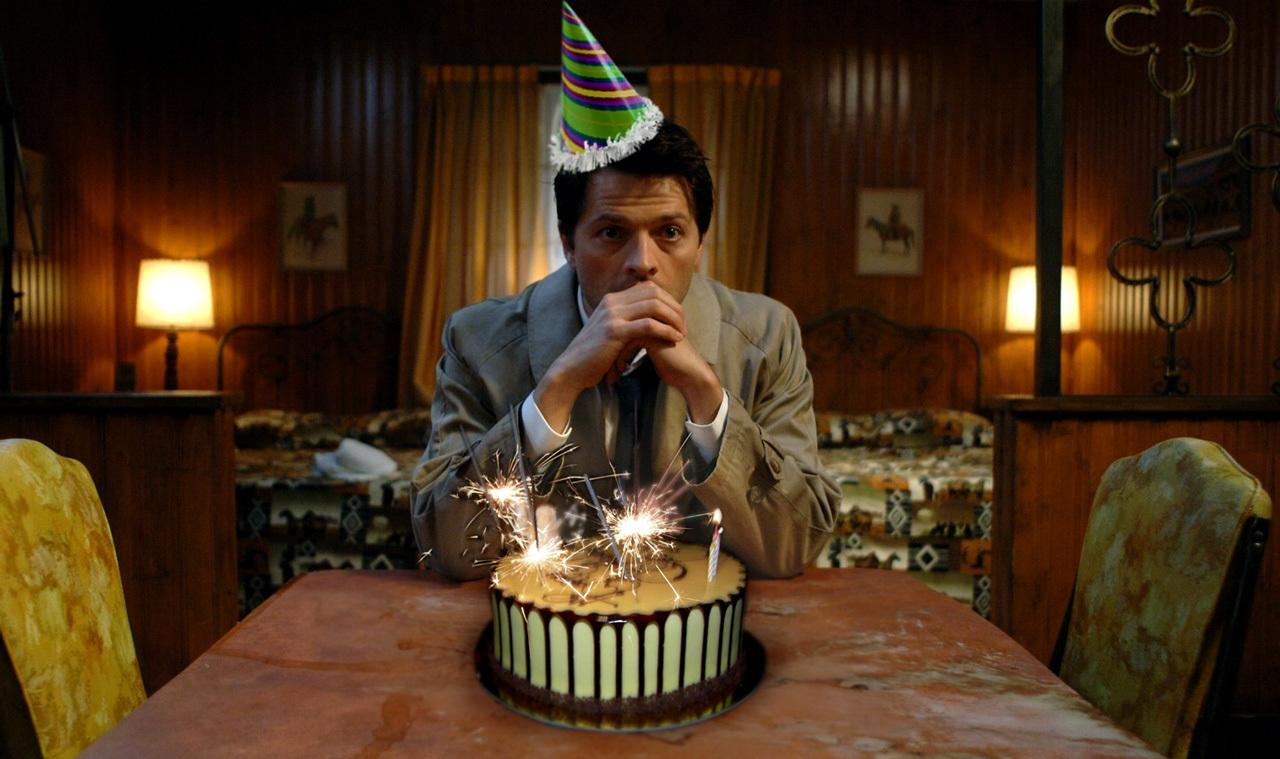 Поздравления с днём рождения сверхъестественное