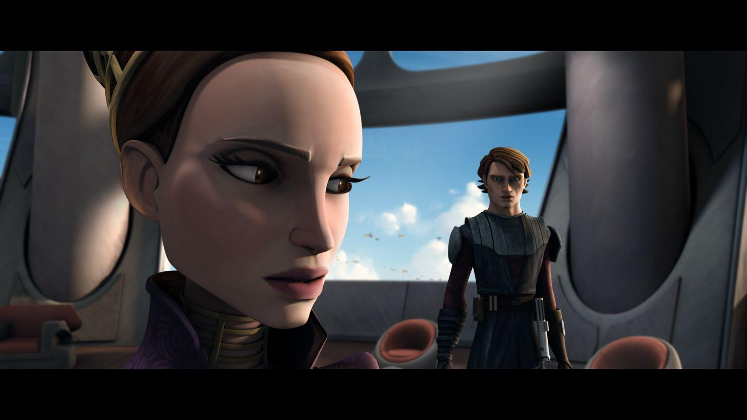HD Anakin Skywalker vs Obi Wan Kenobi