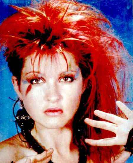 80s Female Rock Singers: 80's Pop Legends, Which One? Poll Results