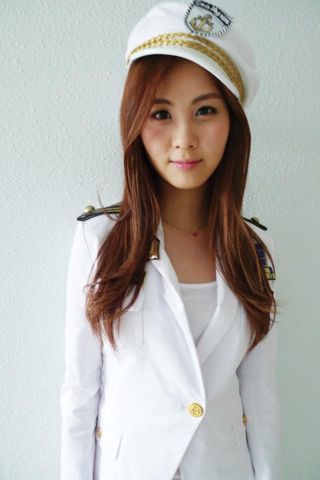 Tremendous Which Hairstyle Of Seohyun Do You Like Girls Generation Snsd Short Hairstyles Gunalazisus