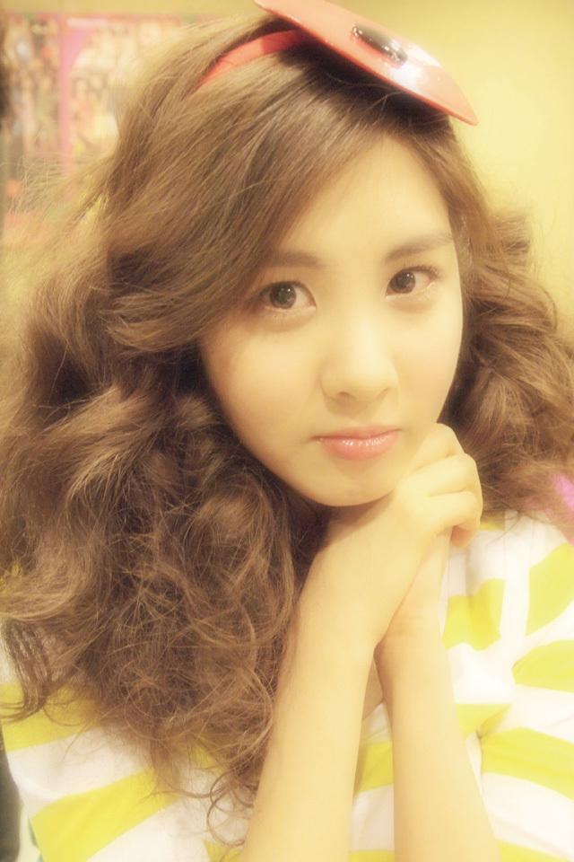 Terrific Which Hairstyle Of Seohyun Do You Like Girls Generation Snsd Short Hairstyles Gunalazisus