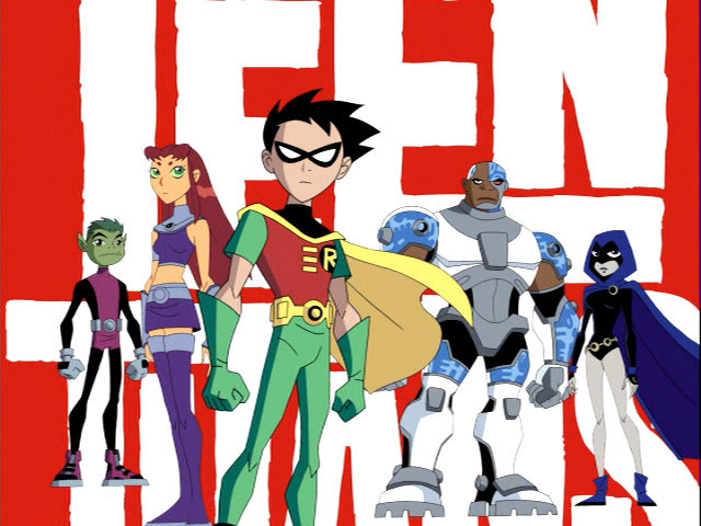Teen Titans Tv Series 81