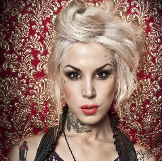 What Hair Color  Poll Results Kat Von D Fanpop