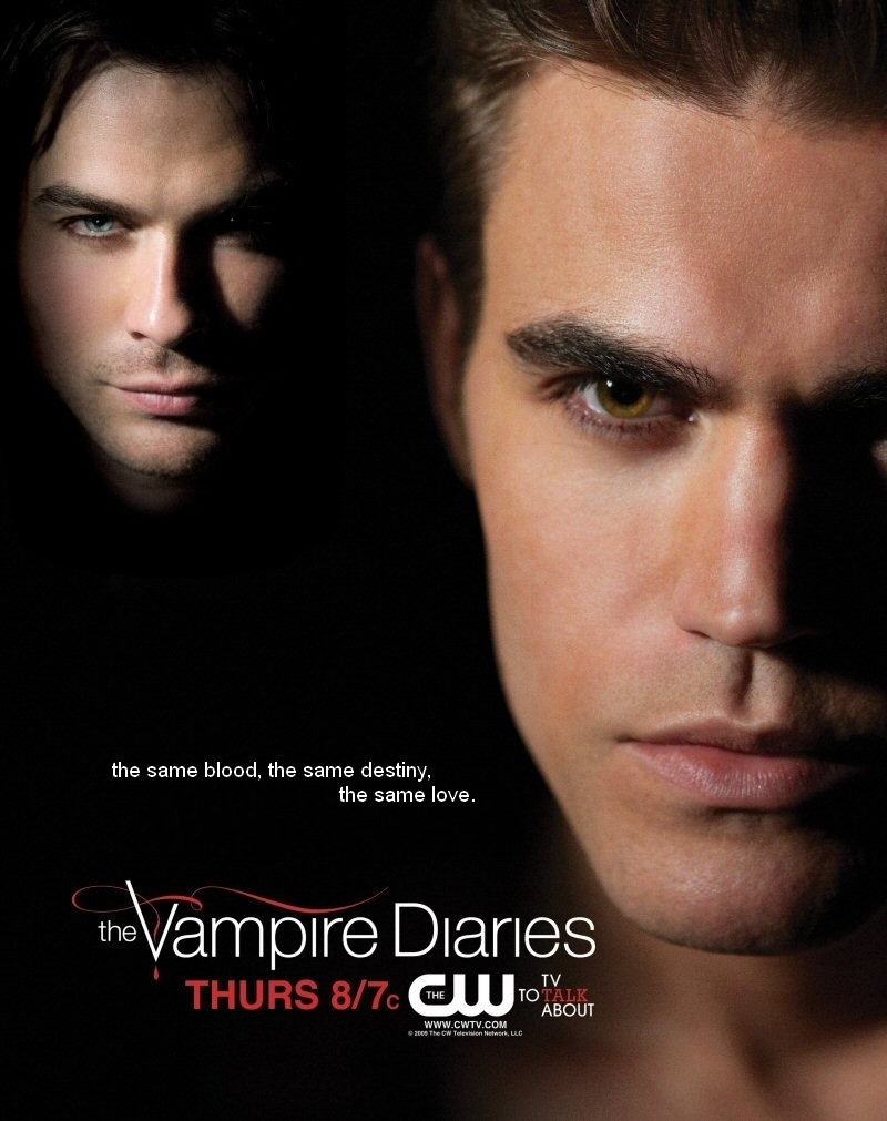 The Vampire Diaries TV Show Best Quote From These Promotional Photos?