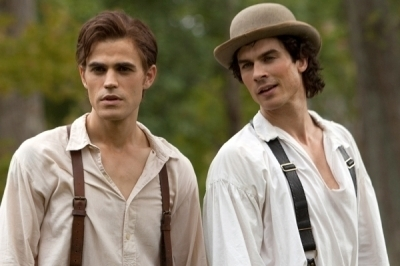 Do you think that in 1864 the roles were switched?? (Damon ...