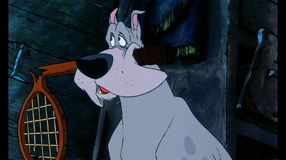 Favourite Dog/Hyena/Wo...