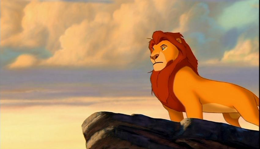 Superb Who Looks More Majestic On The Top Of Pride Rock?   The Lion King ...