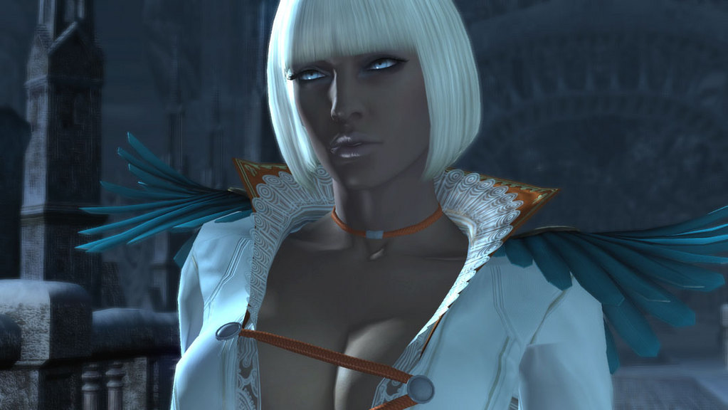 ... Trish before she changed back? Poll Results - Devil May Cry 4 - Fanpop Devil May Cry 4 Gloria