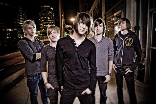 Blessthefall Miss May I Tour