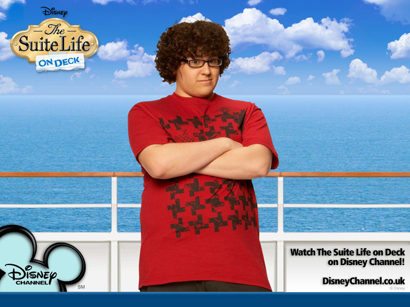 Who Suit Suite Life on Deck Who is The