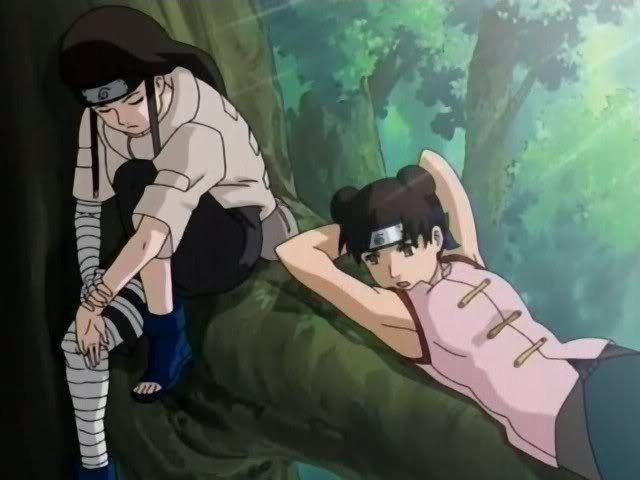 Do you think Neji will kiss Tenten in a episode? Poll ...