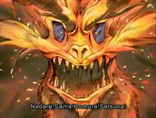 7 dragons of recca hanabishi rendre
