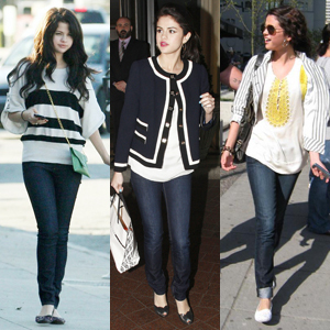 Selena Gomez Casual Style on Selena S Style   Casual Vs Party   Selena Gomez   Fanpop