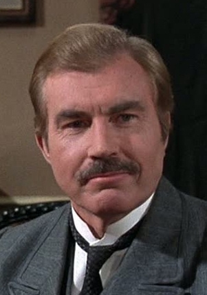 David Watson (actor) David Burke as Watson in the