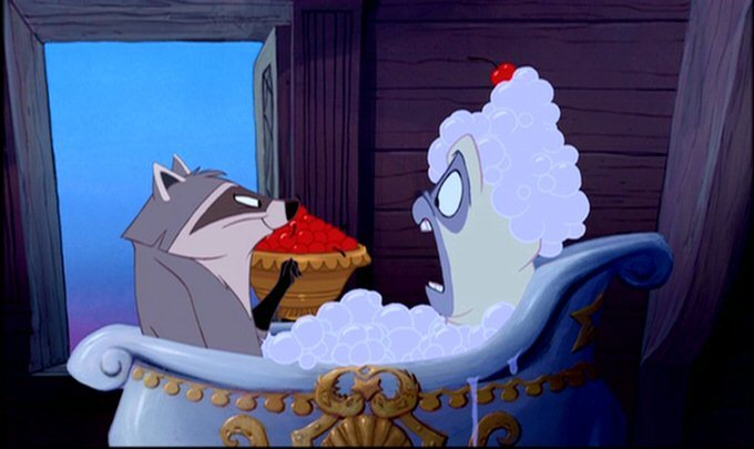 BEST SCENE IN POCAHONTAS COUNTDOWN DAY 3. Please Choose