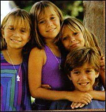 Which of the Olsen kids is your fave? Poll Results - Mary ...