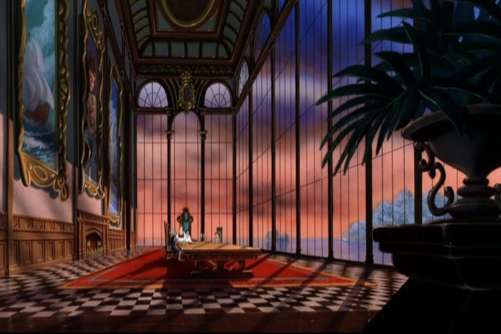 Anime Fantasy Dining Room