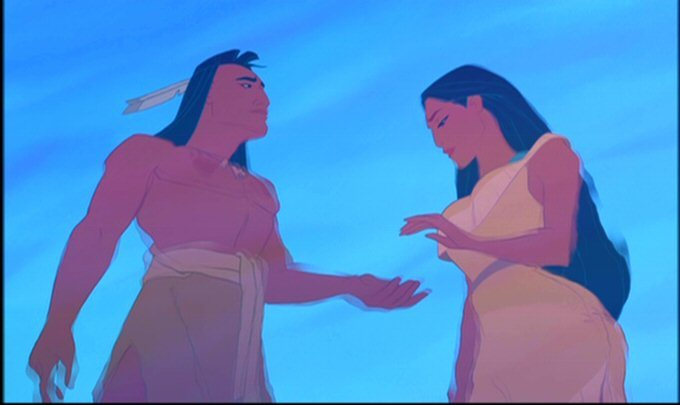 miscegenation and the pocahontas narrative In celebration of native american day, we take a look at the mythology and reality surrounding pocahontas.