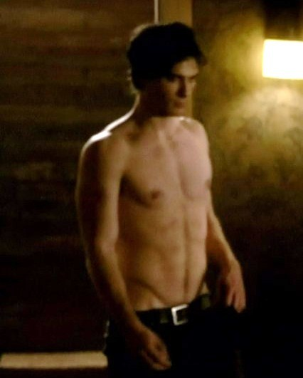 Stefan Vampire Diaries Body