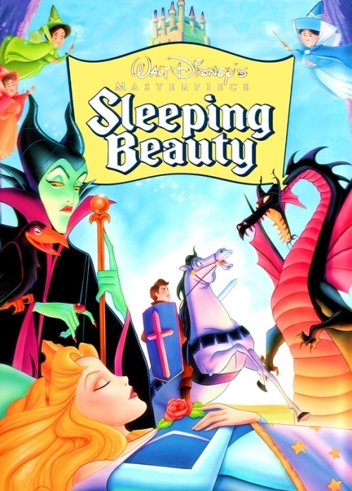 Favorite Sleeping Beauty movie poster. Poll Results ...