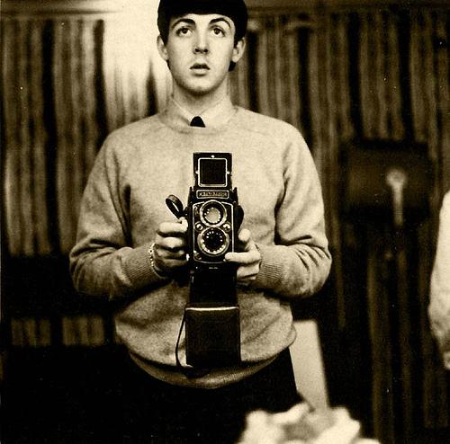 Paul McCartney Is Cute