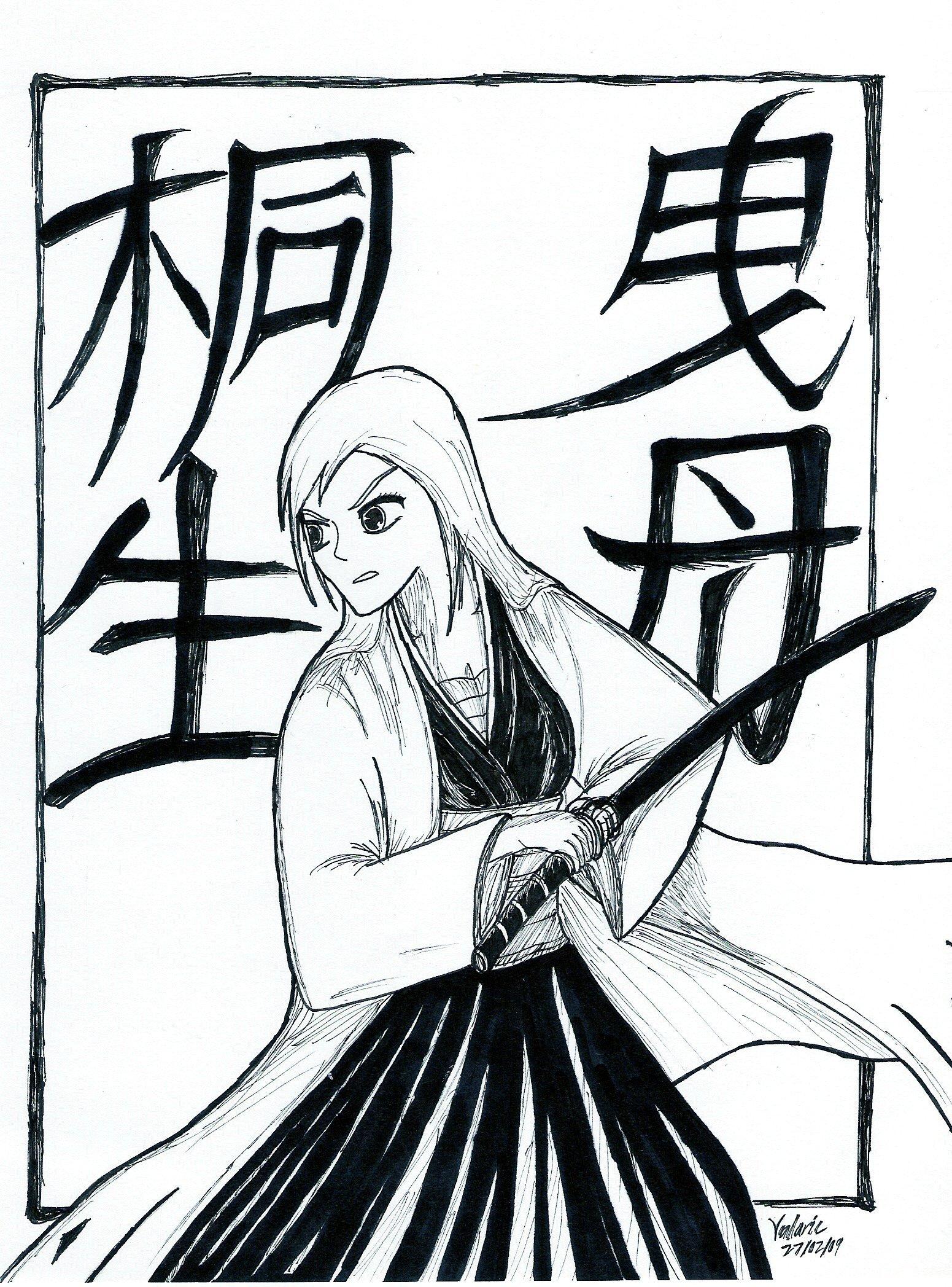 Bleach: Kirio Hikifune - Images