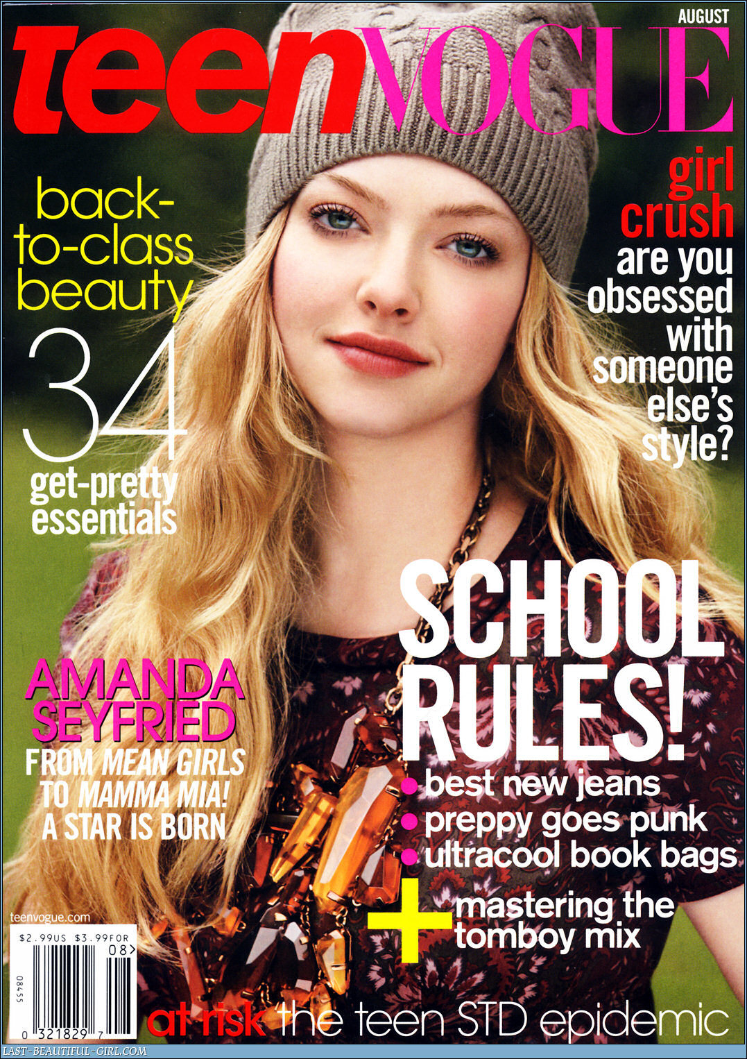 magazine ideas teen