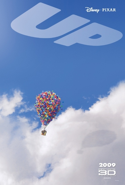 pixar up movie poster. Favourite quot;Upquot; movie poster?