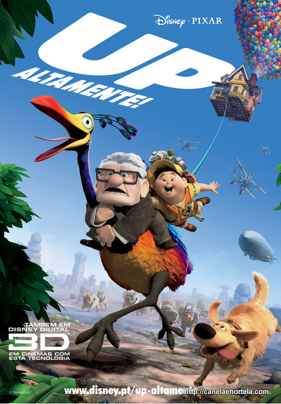 "Pixar Favourite ""Up"" movie poster?"