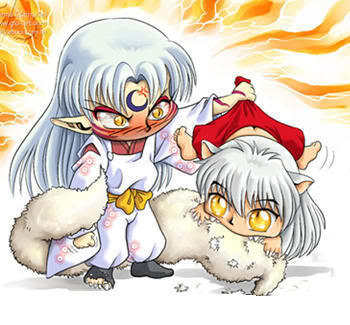 What S A Funnier Lord Name For Sesshomaru Inuyasha Fanpop