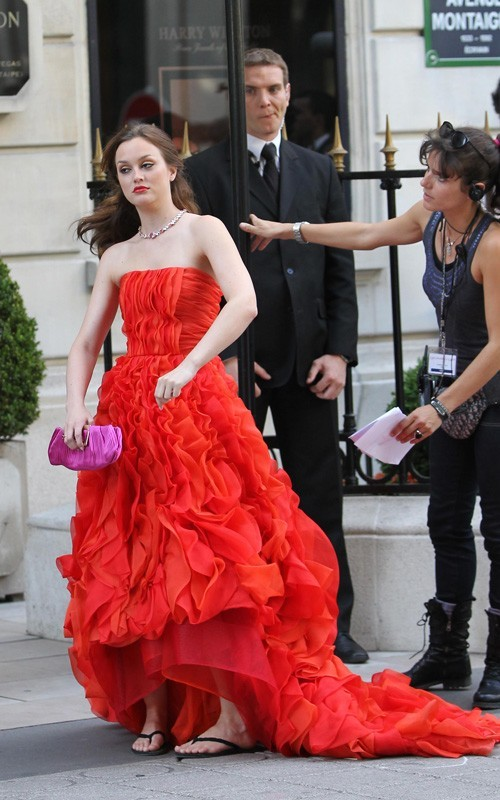 Which is your Favourite of Blair\'s outfits from filming Season 4 in ...