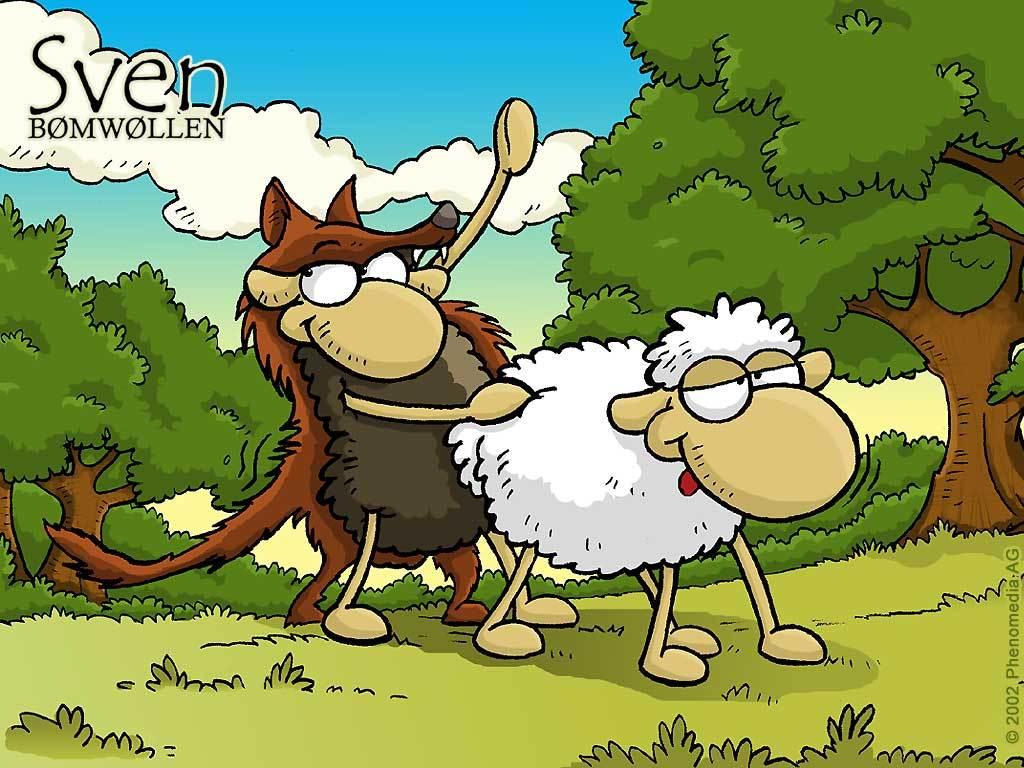 Sven Das Schaf Spiel