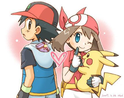 Ash May And Dawn Ash And May Who Should Ash be