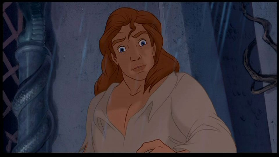 Does the Beast in human form remind you of Fabio? Poll Results ...