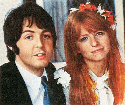 Paul McCartney Do You Like With Jane Asher Or Linda Eastmen