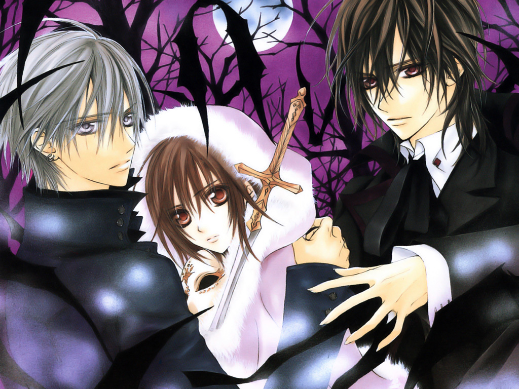 What is your favorite anime vampire? Poll Results - Anime ...